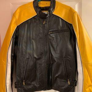 Wilsons Leather M. Julian leather Moto Jacket